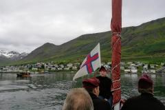 Oyranbáturin á Siglufjørðinum