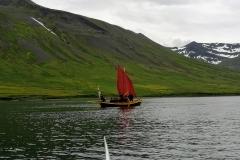 Trolarin á Siglufjørðinum